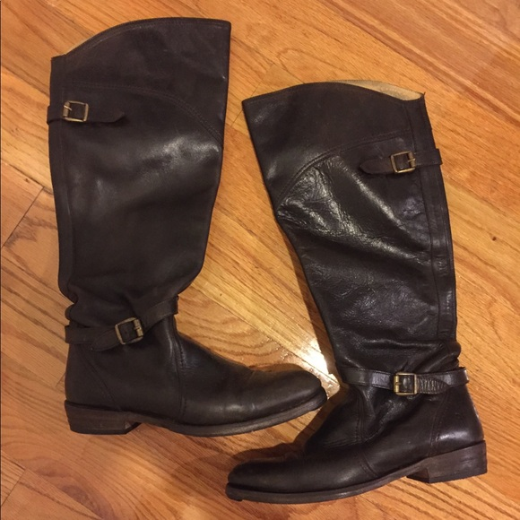 wide range new lower prices outlet ✨SUPER SALE💋✨Frye Dorado Leather Riding Boots🌟