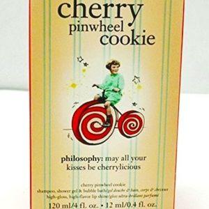 Philosophy Cherry Pinwheel Cookie Holiday Gift SET