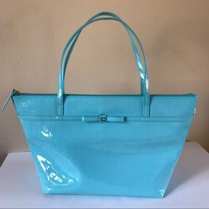 NWT KATE SPADE SOPHIE PATENT TOTE