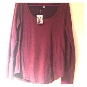 NWT Soft Long Sleeved Shirt