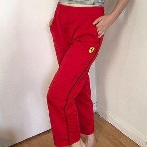 Puma Ferrari Track Pants