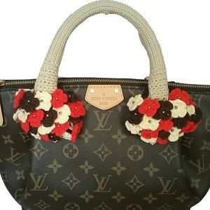 Handle covers 4 Louis Vuitton Speedy Alma Montaign