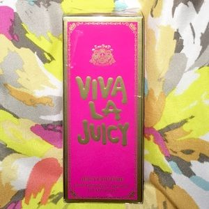 NIB Juicy Couture Viva La Juicy Eau de Parfum 1oz.