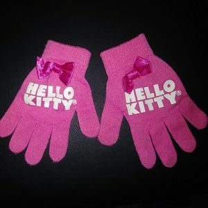 Hello Kitty Gloves