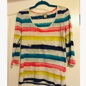 Lucky Brand Striped Shirt