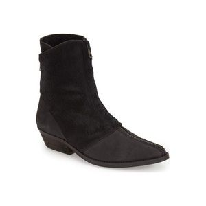 Free People Caldera Zipper Ankle Boots