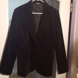 Jackets & Blazers - Black corduroy Blazer