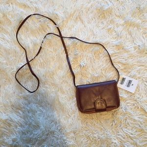 Brandy Melville Crossbody Coin Purse