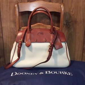 Dooney and Bourke Leather Satchel
