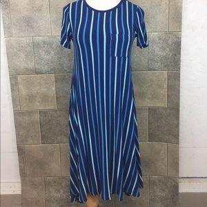 XXS LuLaRoe Carly Dress