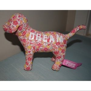 "Victoria's Secret Pink Floral ""Dream"" Dog"