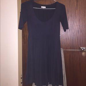 Dark Grey Urban Dress