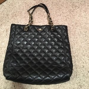 Kate Spade quilted style tote