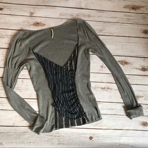 Free People sweater! Great condition! Size L