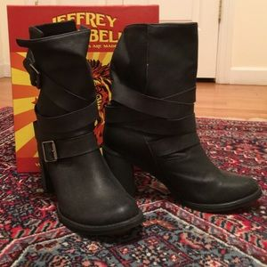 Rocking boots from Jeffrey Campbell