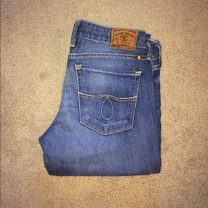 """Lucky Brand """"Lola Boot"""" Jeans"""
