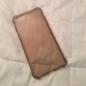 Accessories - Transparent case iPhone 6 Plus