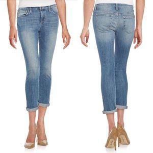 NWT Joe's Jeans 28 Ankle Skinny Boyfriend Jeans