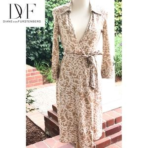 Diane Von Furstenberg New Julian Two dress Sz. 4