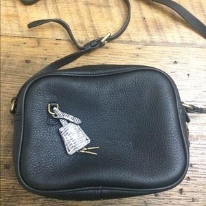 JCrew Signet Bag In Black