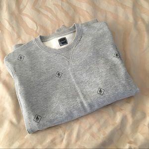 Other - Grey Gray Streetammo Street Ammo Sweater