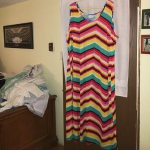 Avenue 30/32 Tank Maxi Dress