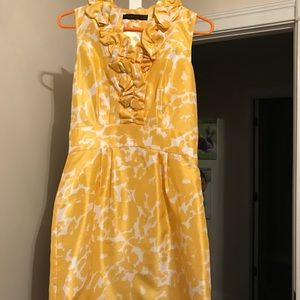 Yellow/white dress from the limited