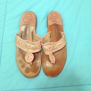 Jack Rogers pre-owned