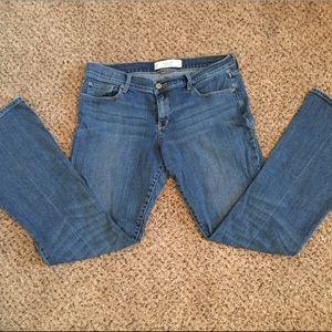 Abercrombie & Fitch  Stretch Jeans Sz W31 x L33