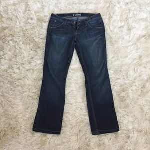 Hudson jeans Sz 28 dark wash