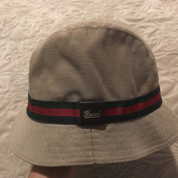 05d2c76fe41 Gucci Other - Authentic Gucci Fedora kids small-Final Price Drop