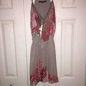 Sequin formal dress