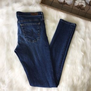 AG Adriano Goldschmied Denim Super Skinny Jeans