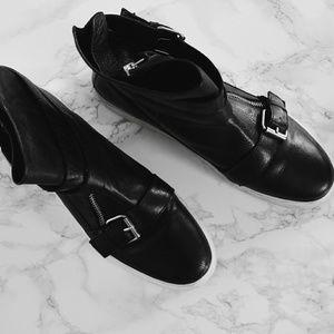 Black ZARA Women Boots Size 10/41