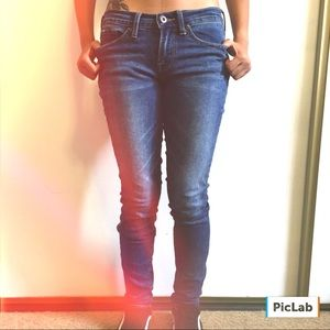 Lucky Brand Denim Skinny Jeans
