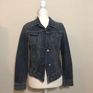 Gap denim jeans jacket small