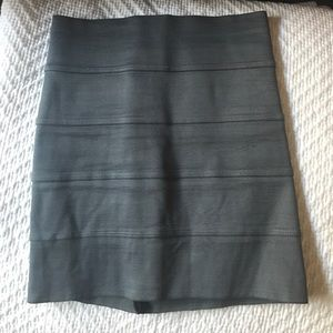 Pleasure Doing Business bandage skirt