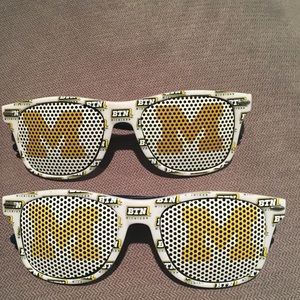 Accessories - 2 Pairs of BTN Michigan Sunglassss
