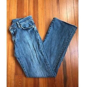 Lucky Brand Sundown Arch Jeans