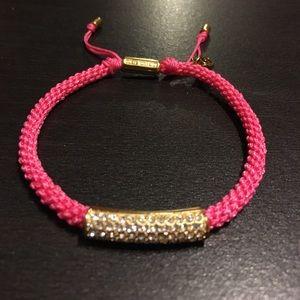 Pink Michael Kors Bracelet
