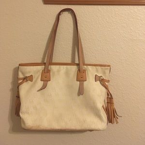 Vintage Dooney & Bourke Tote Bag