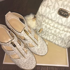 Micheal Kors Wedges Shoes