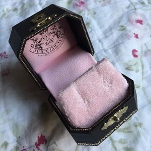 Juicy Couture Earring Box