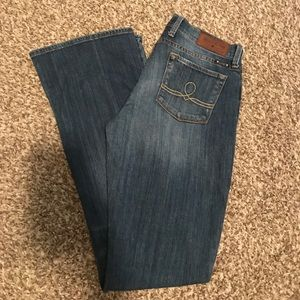 Lucky Brand Jeans -Sofia Boot