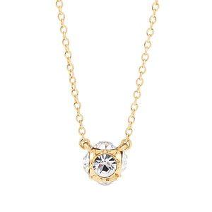 Kate Spade lady marmalade pendant necklace