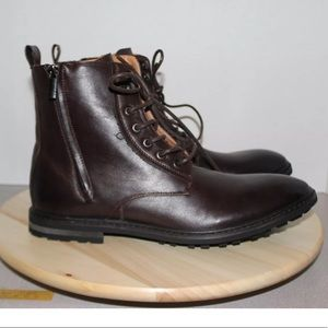 Robert Wayne Efny Chukka Mens Boot chocolate brown
