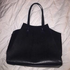 Zara Black Tote Bag