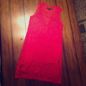 Great condition French connection lace dress