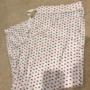 Heart Pajama Pant