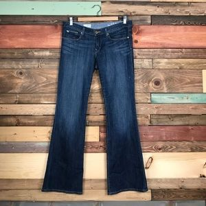 Gap 1969 Ankle Curvy Bootcut Medium Wash 28/6a